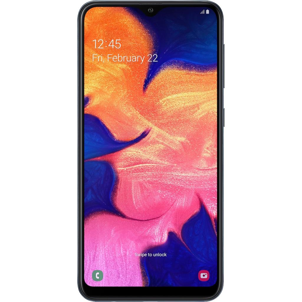 "Samsung Smartphone »Galaxy A10«, (15,8 cm/6,2 "", 32 GB Speicherplatz, 13 MP Kamera)"