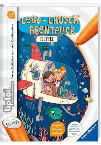 """Ravensburger Buch """"tiptoi® Lese - Lausch Abenteuer Tiefsee"""" kaufen"""