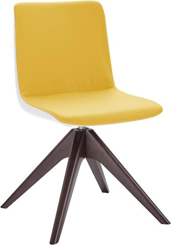 andas Stuhl »Helen«, mit Beinen aus massiver Esche und Drehfunktion kaufen