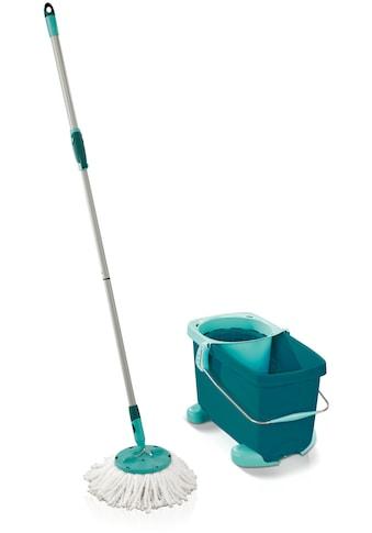 Leifheit Wischmopp Set CLEAN TWIST Disc Mop mit Rollwagen, 0 Watt kaufen
