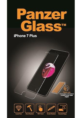 PanzerGlass Schutzglas »PanzerGlass für Apple iPhone 7 Plus« kaufen