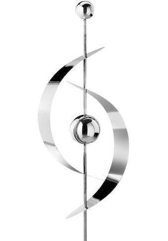 locker Deko-Windrad »Saturn«, aus Edelstahl 130 cm kaufen