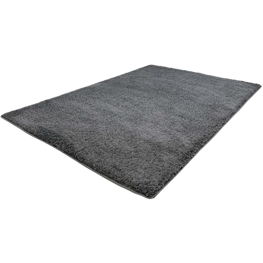 Carpet City Hochflor-Läufer »Softshine 2236«, rechteckig, 30 mm Höhe, besonders weich durch Microfaser