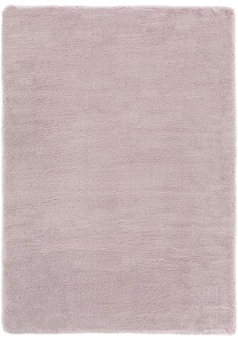Andiamo Fellteppich »Novara«, rechteckig, 35 mm Höhe, Kunstfell, Kaninchenfell-Haptik,... kaufen