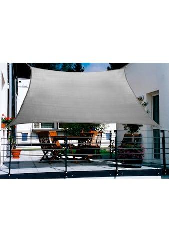Floracord Sonnensegel, BxT: 270x140 cm, grau kaufen