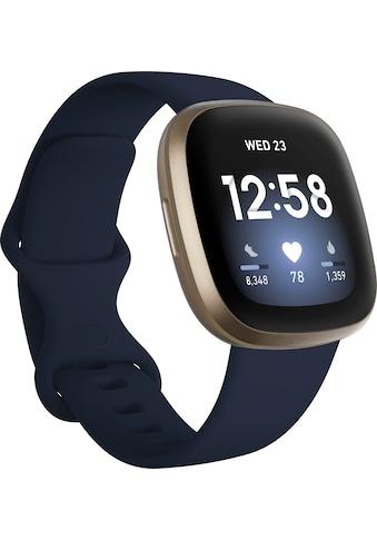 fitbit Versa 3 Smartwatch (4,32 cm / 1,7 Zoll, FitbitOS5) kaufen