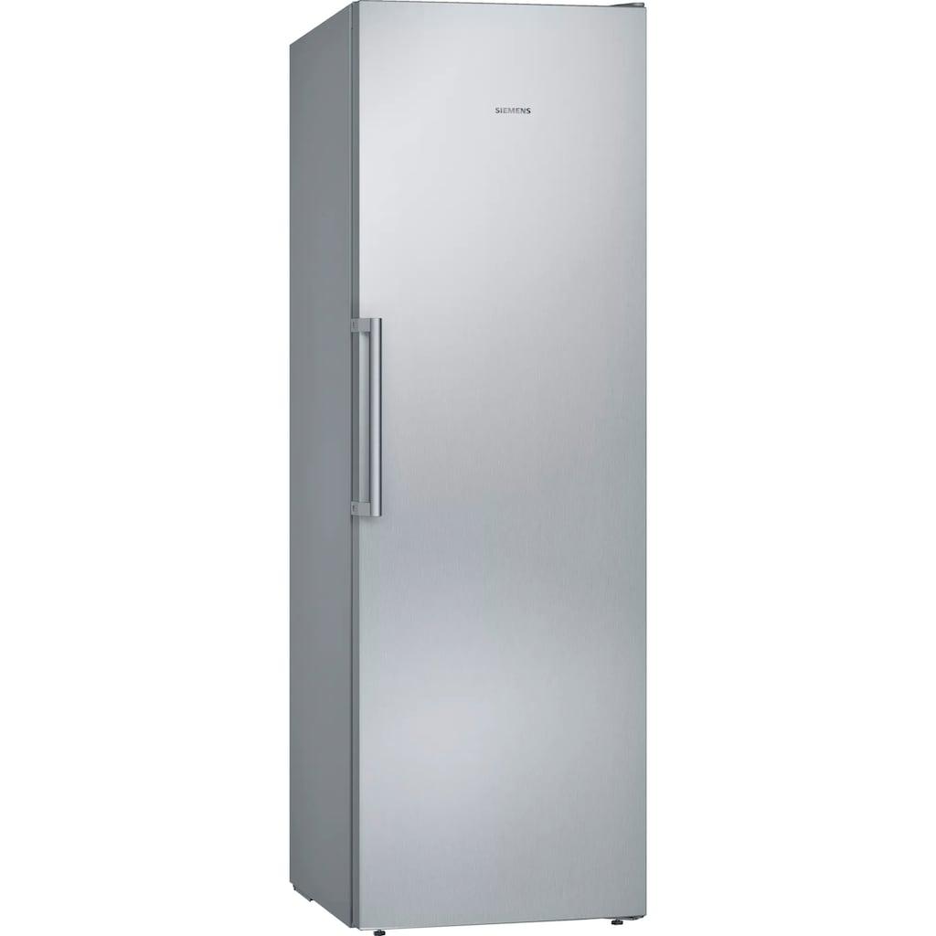 SIEMENS Gefrierschrank »GS36NVIFV«, iQ300, 186 cm hoch, 60 cm breit
