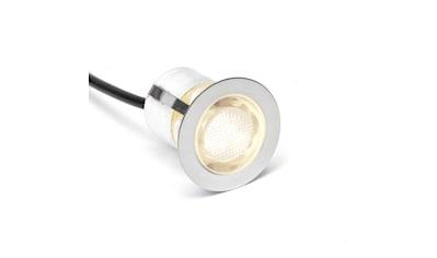 Brilliant Leuchten Cosa 30 LED Einbauleuchtenset 10 Stück edelstahl/warmweiß kaufen