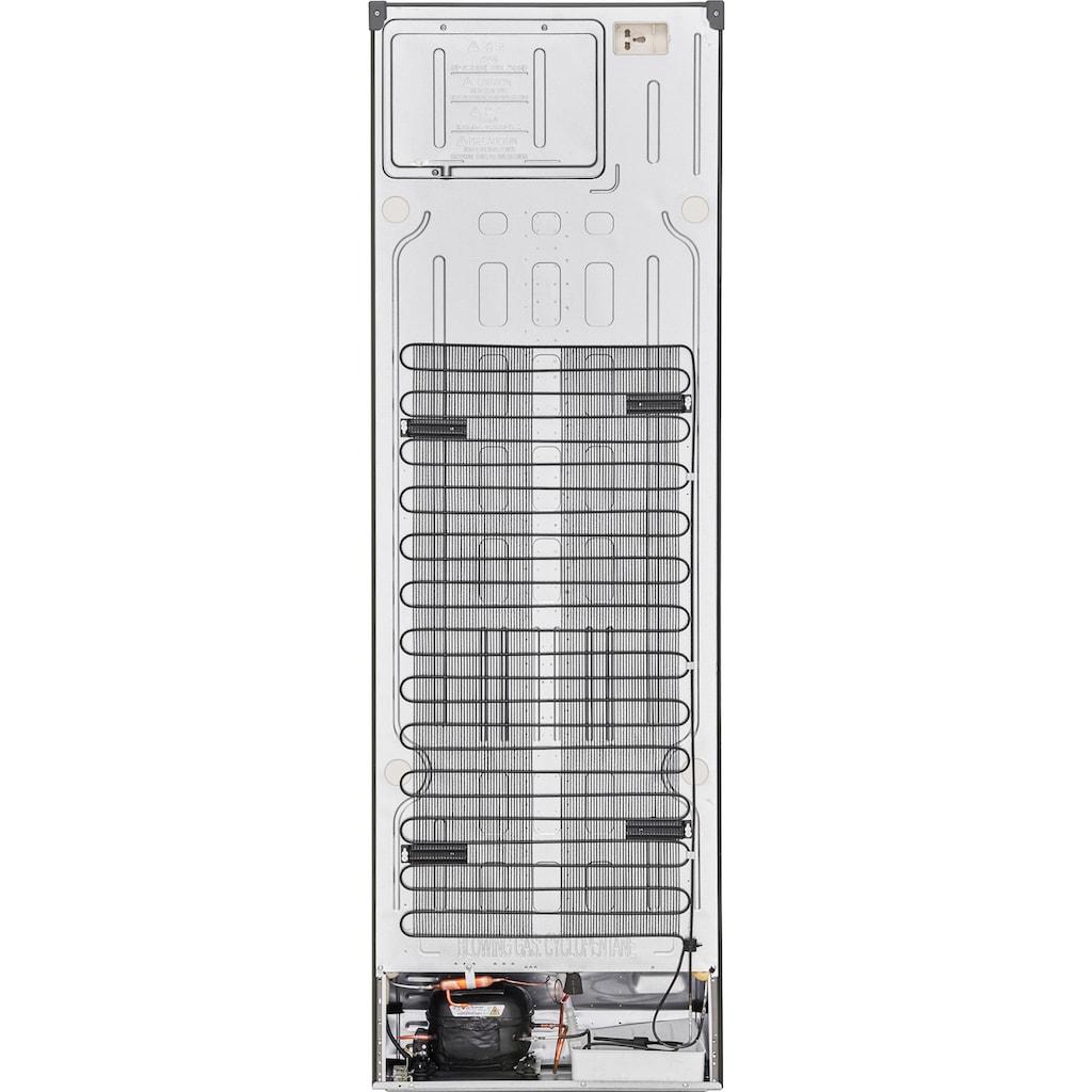 LG Kühl-/Gefrierkombination »GBB61PZGFN«