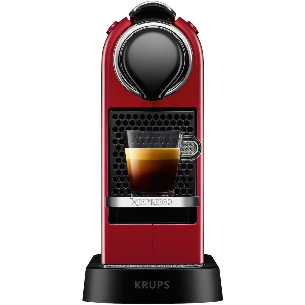 Nespresso Kapselmaschine »XN7415 New CitiZ«
