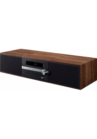Pioneer »X - CM56D« Stereoanlage (Digitalradio (DAB+),FM - Tuner mit RDS, 30 Watt) kaufen