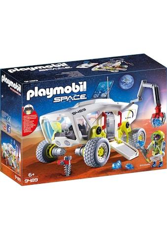 "Playmobil® Konstruktions - Spielset ""Mars - Erkundungsfahrzeug (9489), Space"", Kunststoff kaufen"