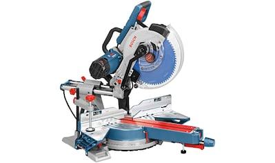 Bosch Professional Kapp- und Gehrungssäge »GCM 12 SDE«, 1.800 Watt, 3.100-4.000 U/min-1 kaufen