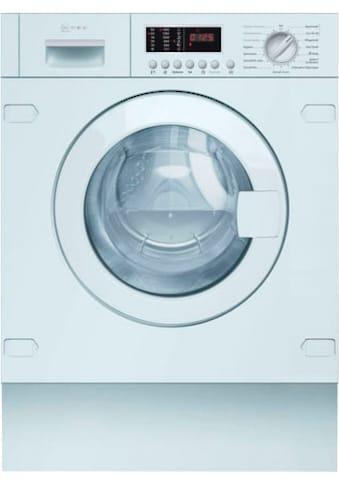 NEFF Einbauwaschtrockner »V6540X2« kaufen