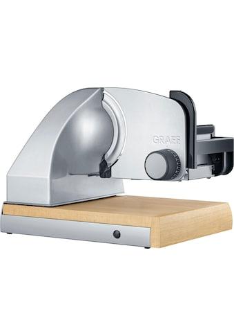 Graef Allesschneider »Sliced Kitchen SKS 850, silber«, 170 W kaufen