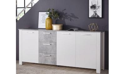 Homexperts Sideboard »Zabona«, Breite 200 cm kaufen
