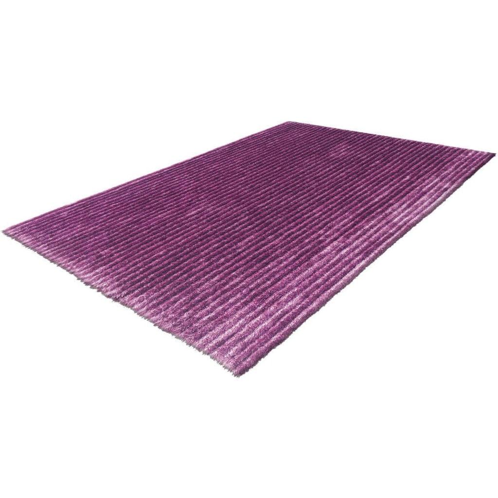 Arte Espina Hochflor-Teppich »Felicia 100«, rechteckig, 30 mm Höhe, Besonders weich durch Microfaser