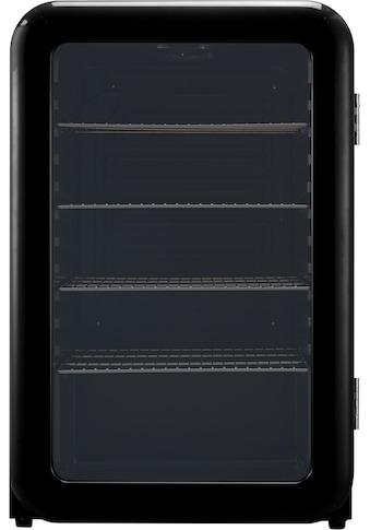 Hanseatic Getränkekühlschrank »HBC115FRBH black«, HBC115FRBH, 83,5 cm hoch, 55 cm breit kaufen
