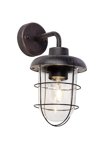 Brilliant Leuchten Außen-Wandleuchte »Carlisle«, E27, 1 St., Außenwandlampe hängend... kaufen