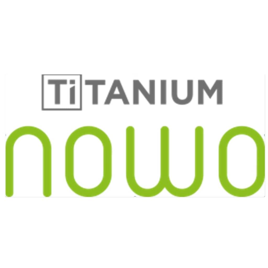 WOLL MADE IN GERMANY Bräter »Titanium NOWO«, Aluminiumguss, (1 tlg.)
