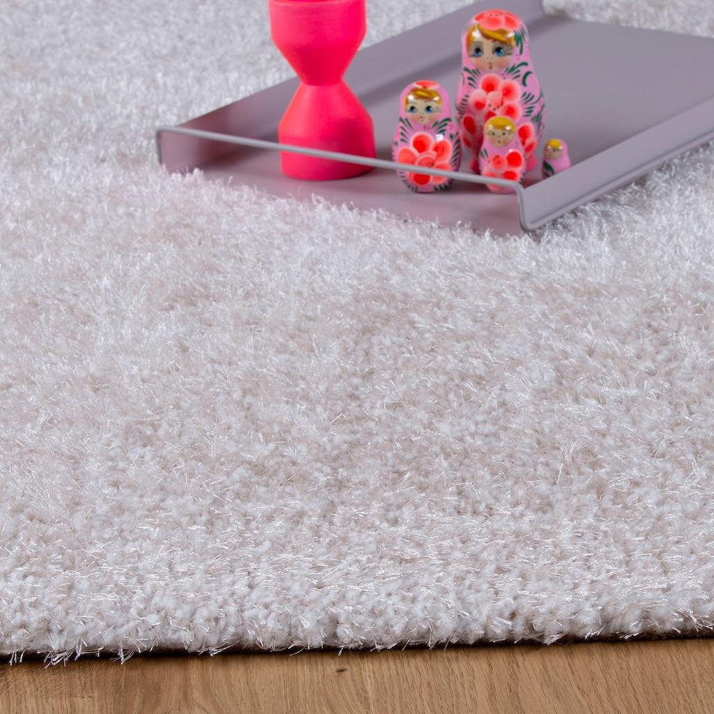 Hochflor-Teppich, »Emilia 250«, Obsession, rechteckig, Höhe 26 mm, maschinell gewebt