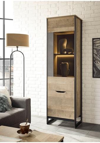 Places of Style Vitrine »Malthe«, im trendigen Design kaufen