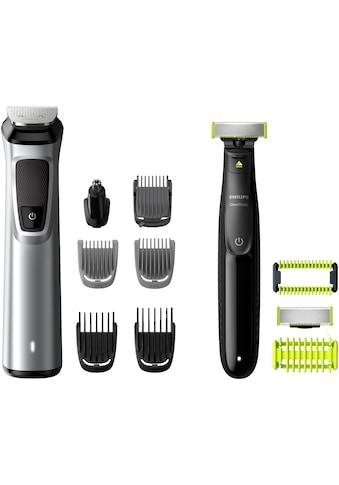 Philips Haar- und Bartschneider »MG9710/90 Multigroom Series 9000 & OneBlade... kaufen