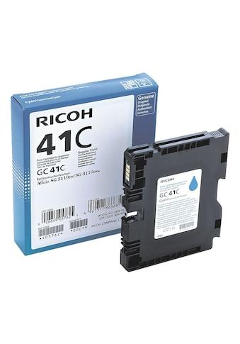 Ricoh Gel - Patrone GC41C »405762 HC« kaufen