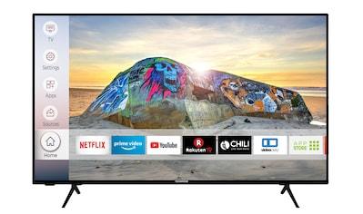 Techwood 43 Zoll Fernseher (4K Ultra HD, HDR, Smart TV) »U43T52E« kaufen