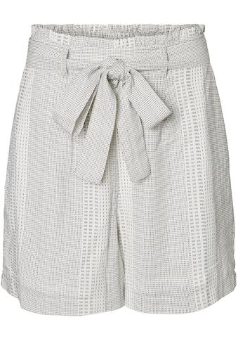 Vero Moda Shorts »VMDICTHE TIE«, (mit Bindeband) kaufen