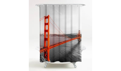 Sanilo Duschvorhang »San Francisco«, Breite 180 cm kaufen