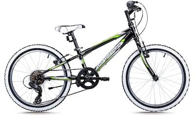 bergsteiger Mountainbike »Kansas«, 6 Gang Shimano Tourney RD - TY300 Schaltwerk, Kettenschaltung kaufen