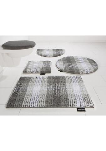 Bruno Banani Badematte »Kyros«, Höhe 25 mm, rutschhemmend beschichtet kaufen
