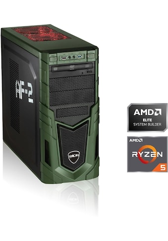 Hyrican »Military Gaming 6479« Gaming - PC (AMD, Ryzen 5, GTX 1650 SUPER, Luftkühlung) kaufen
