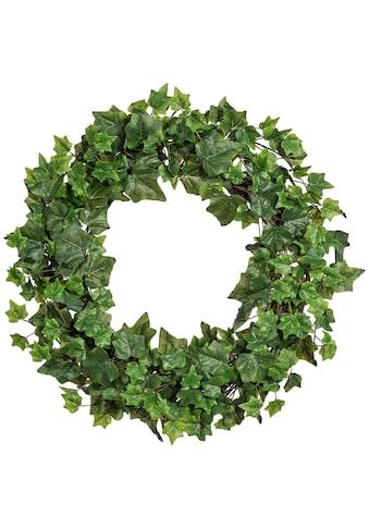 Creativ green Kunstpflanze »Efeukranz« (1 Stück) kaufen