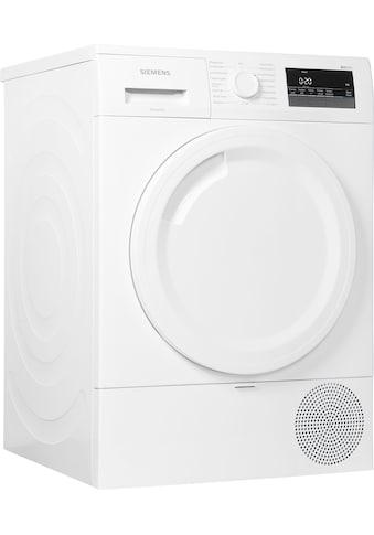 SIEMENS Wärmepumpentrockner iQ300 WT43RV00, 7 kg kaufen