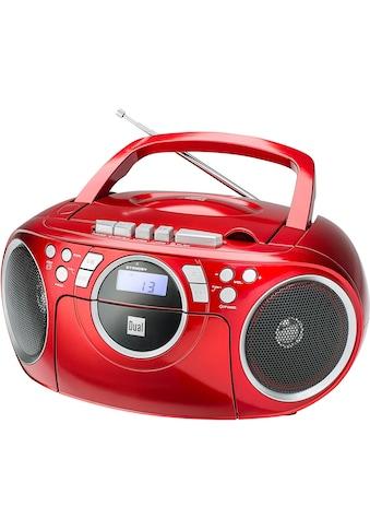 Dual »P70« Boombox (FM - Tuner, 3 Watt) kaufen