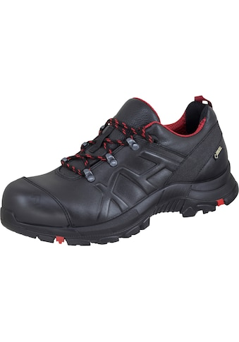 HAIX Sicherheitsschuh »Black Eagle Safety 54 Low«, Obermaterial aus Waterproof Leder kaufen