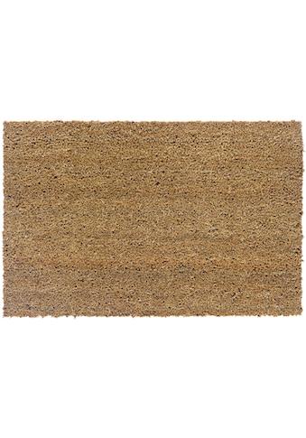 ASTRA Fußmatte »Kokosvelours 101«, rechteckig, 16 mm Höhe, Schmutzfangmatte,... kaufen