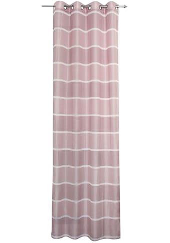 Vorhang, »Karen«, decolife, Ösen 1 Stück kaufen