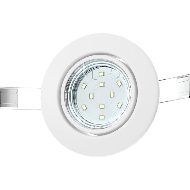 B.K.Licht,LED Einbauleuchte»Hila«,