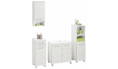 Schildmeyer Badezimmer - Set »Emmi« (Set, 4 - tlg) kaufen