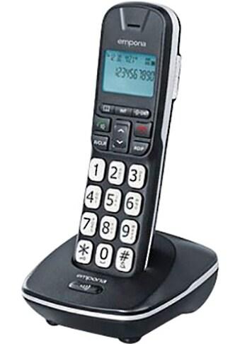 Emporia Schnurloses DECT-Telefon »GD61«, (Mobilteile: 1) kaufen