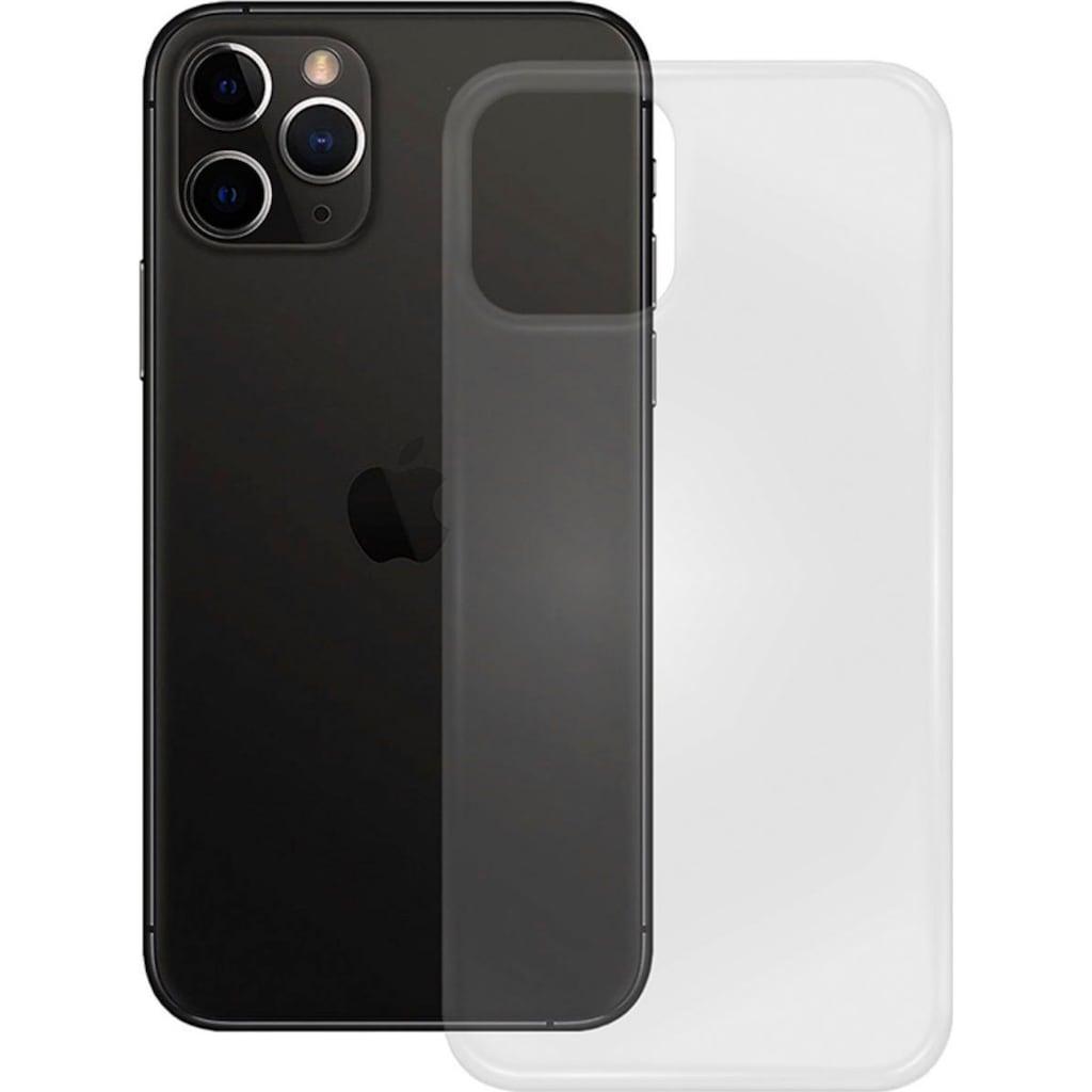 PEDEA Smartphonetasche »Soft TPU Case für iPhone 12/ 12 Pro«