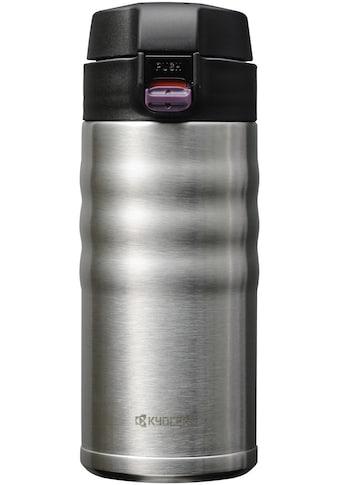 KYOCERA Isolierflasche »Flip Top«, Fassungsvermögen 350 ml, Höhe 16,5 cm kaufen