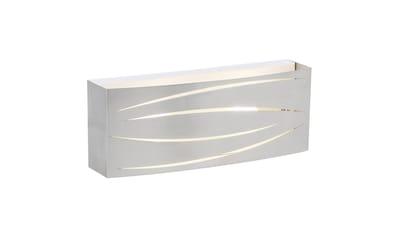 Brilliant Leuchten Wandleuchte »Slash«, G9, 1 St., Wandlampe eisen kaufen