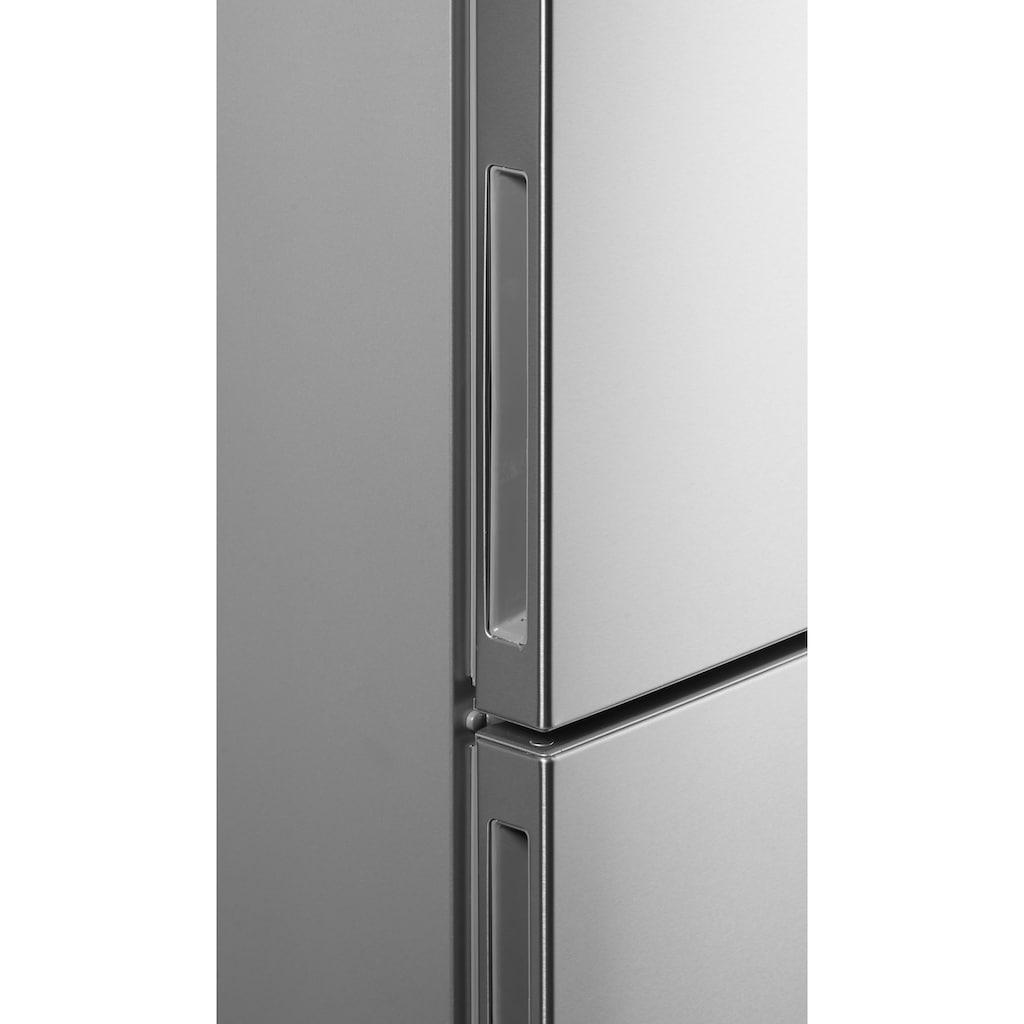 AEG Kühl-/Gefrierkombination, RCB736D5MX, 201 cm hoch, 59,5 cm breit