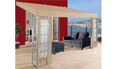 Quick Star Anbaupavillon »Rank«, BxT: 300x400 cm kaufen