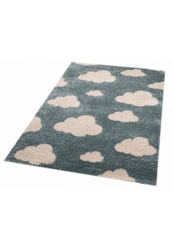 Hochflor - Teppich, »Clouds Louis«, Zala Living, rechteckig, Höhe 35 mm, maschinell gewebt kaufen