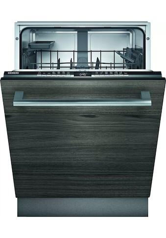 SIEMENS integrierbarer Geschirrspüler »SX63HX60AE«, iQ300, SX63HX60AE, 9,5 l, 13 Maßgedecke kaufen